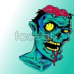 Link toZombies vector material