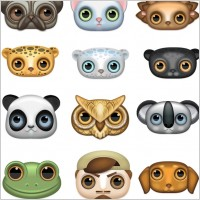 Link toZoom-eyed creatures icons pack