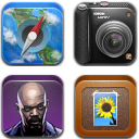 Link toZosha iphone icons