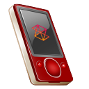 Link toZune mp3 icons